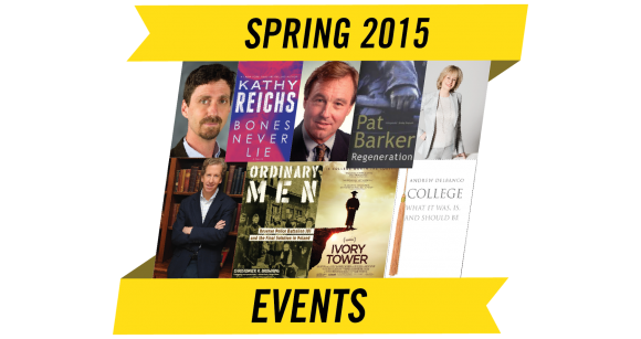 Spring2015 events UNCG libraries