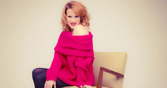 """An Evening with Molly Ringwald"" will be offered at UNCG's Aycock Auditorium on the UNCG campus for one performance only on Friday, April 24, 2015, at 8 p.m."