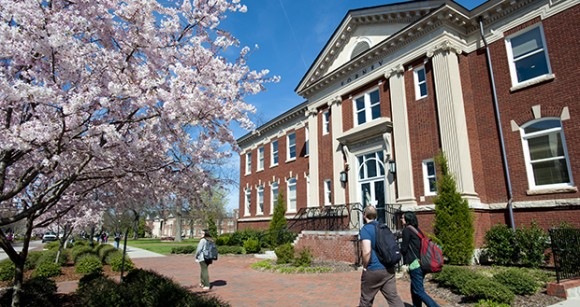 Spring has nearly sprung. And there's a lot to do virtually every weekday evening at UNCG. What about the weekends? Here's a sampling of ways to enjoy yourself, Spartan-style