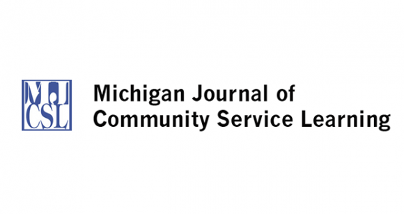 UNCG faculty, staff, and students are encouraged to submit an article for the Fall 2015 issue of the Michigan Journal of Community Service Learning (MJCSL) will feature a second special section on global service-learning.