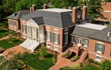 UNCG Alumni House from above