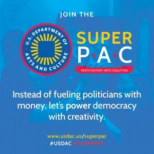 Super PAC Banner
